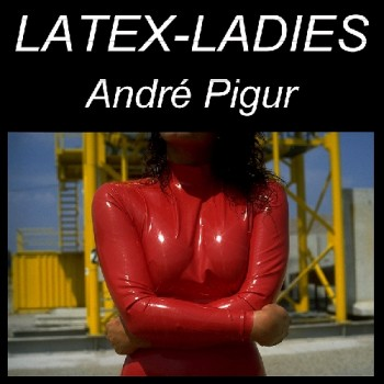 CD-ROM LATEX-LADIES of Andr� Pigur